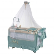 Кровать-манеж Bertoni Lorelli SleepNDream Rocker